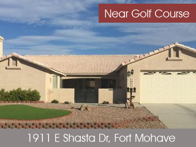 1911 E Shasta Dr, Fort Mohave