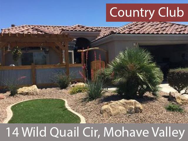 14 Wild Quail Cir Mohave Valley