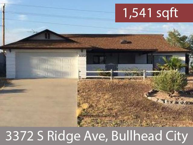 3372 S Ridge Ave Bullhead City