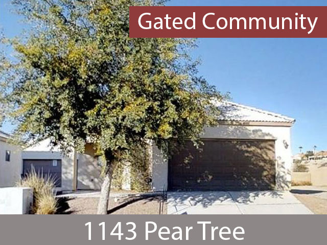 1143 Pear Lane Bullhead City