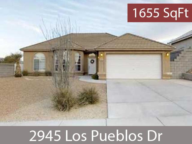 2945 Los Pueblos Dr Bullhead City