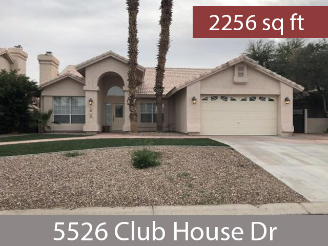 5526 Club House Dr Fort Mohave