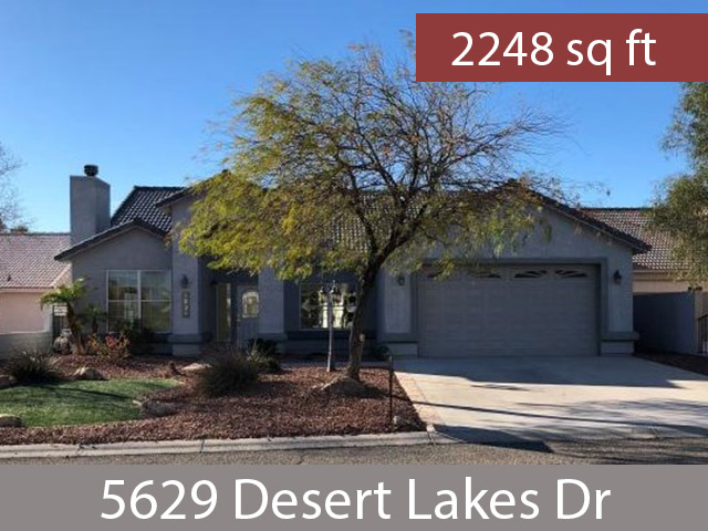 5629 Desert Lakes Dr Fort Mohave