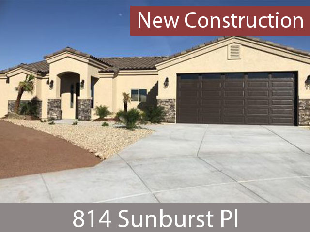 814 Sunburst Place Bullhead City