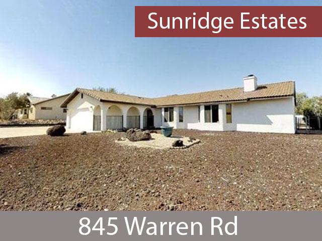 845 Warren Rd
